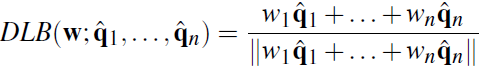 DLB Equation