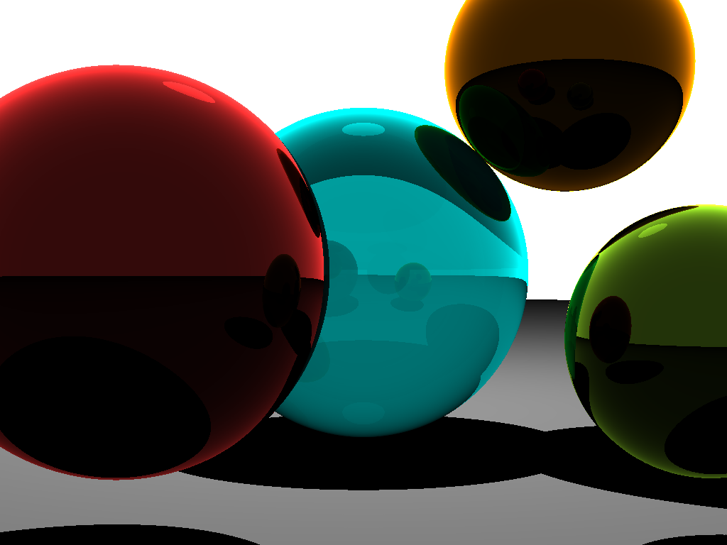 Simple Ray Tracing